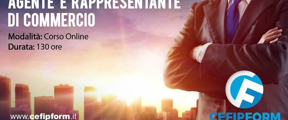 Corso RAC Agente e Rappresentante di Commercio Online