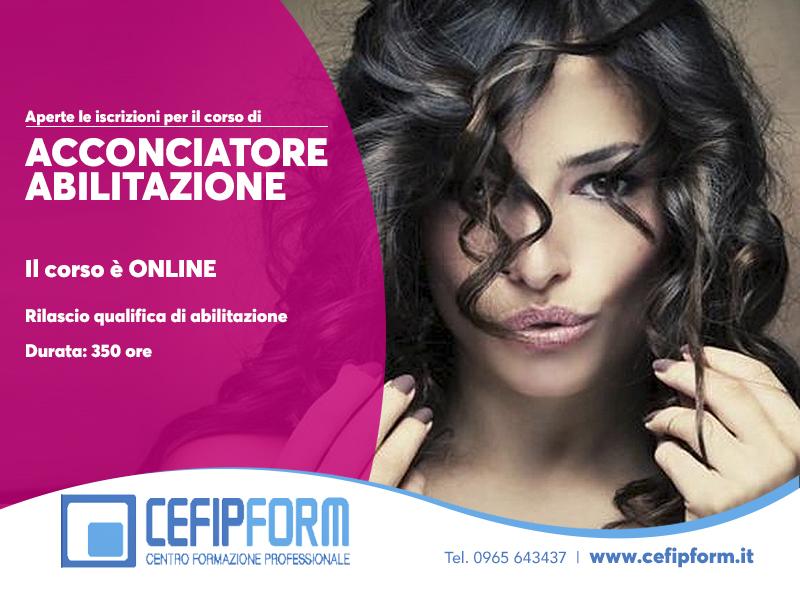Acconciatore Parrucchiere Abilitazione Online