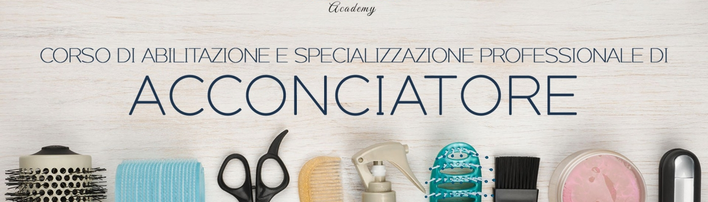 Corso Specializzazione Parrucchiere Abilitazione Acconciatore 350 ore Online