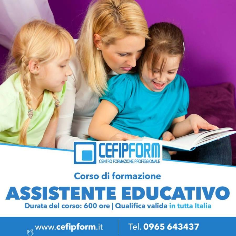 qualifica professionale di assistente educativo
