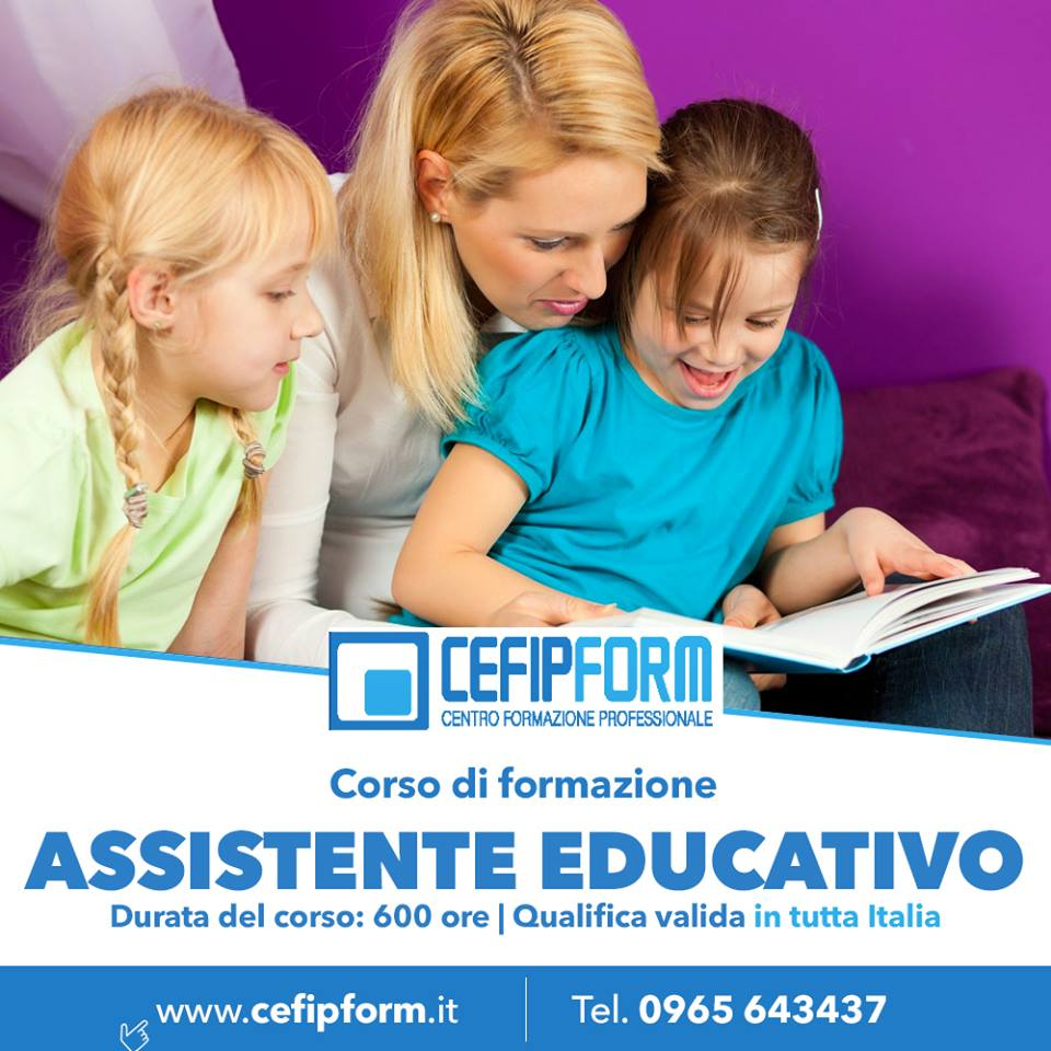qualifica professionale di assistente educativo