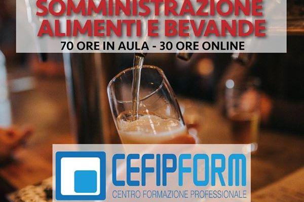 Corso SAB ex REC Reggio Calabria Somministrazione Alimenti e Bevande