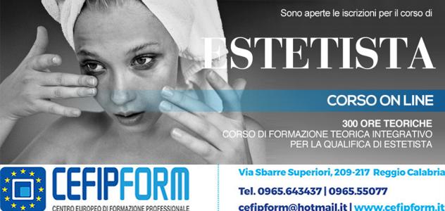 Corso Specializzazione Estetista Abilitazione Online Qualifica 300 ore