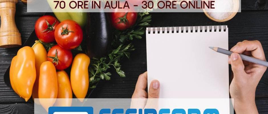 Corso SAB ex REC Somministrazione Alimenti e Bevande